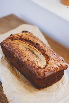 Double Chocolate Nutella Swirl Banana Bread // The Cake Hunter