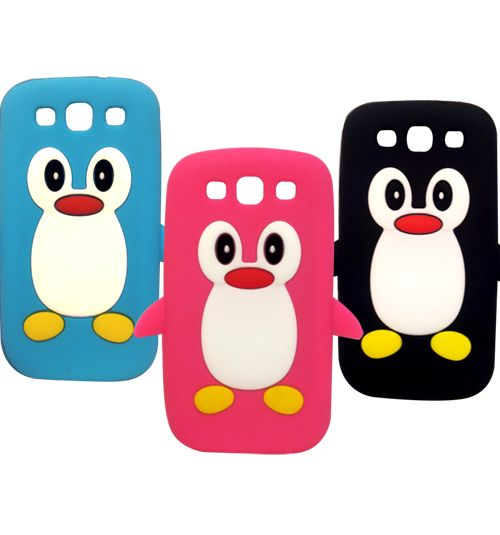 Penguin Samsung Galaxy S3 Case