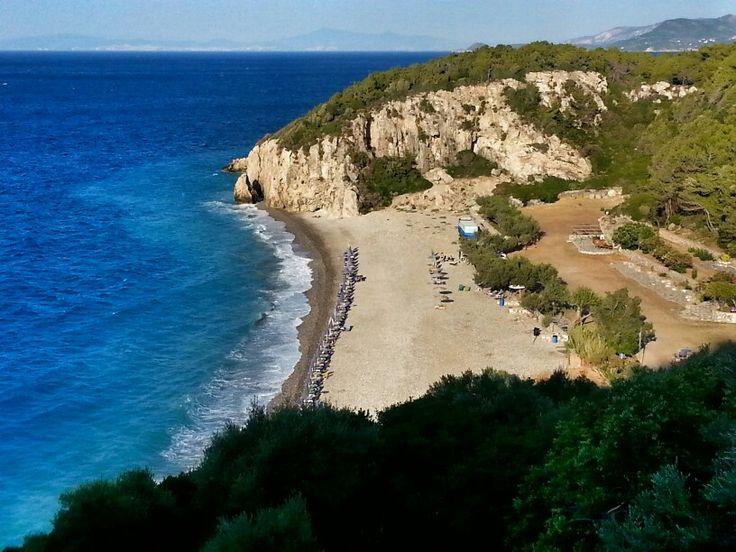 Greece, Samos, Tsambou beach