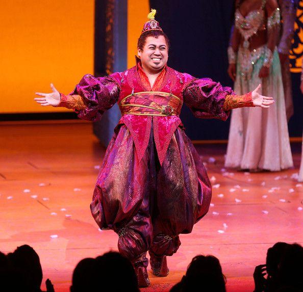 aladdin the musical costumes iago - Google Search