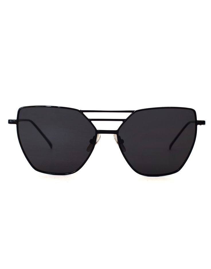 Eighty6 Triple Black Sunglasses