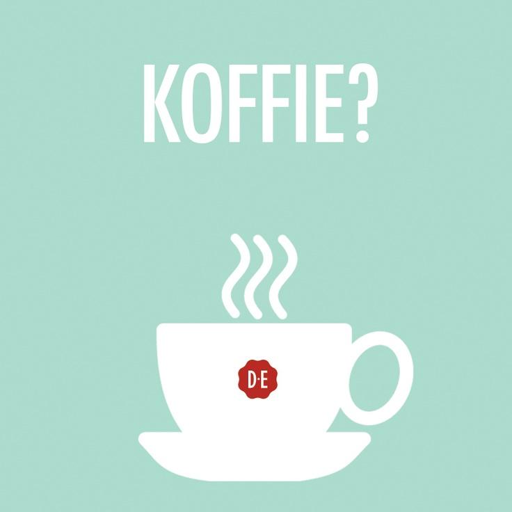 #Koffie?