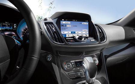 2017 Ford Escape - interior 1