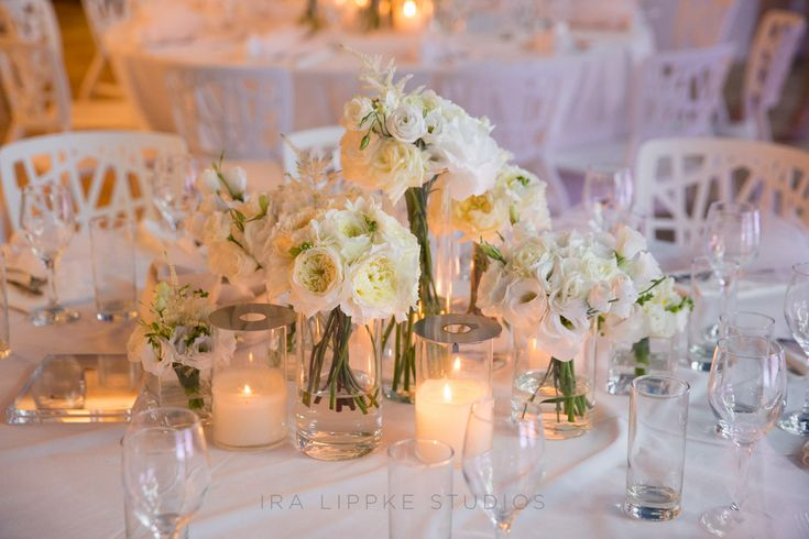 White Elengant Wedding
