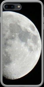 Moon phonecase  #phonecase #phonecover #moon #gifts #cool #gray #fotosbykarin