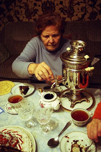 #чай by MiH. R, via Flickr