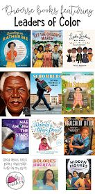 """""""... these books should be a part of your classroom library and classroom discussions every month. All the time.  They should be weaved into classroom continually."""" - The Tutu Teacher"""