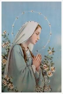 Maria, Mãe de Jesus e nossa.
