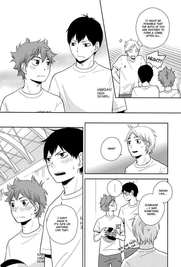 Page 17 :: Haikyuu!! DJ :: Chapter 7 :: Baka Dumb Aho Scans