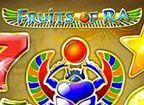 Играть в лайн автоматы Rfuits of Ra (Фрутс оф Ра) http://azartnayaigra.com/avtomaty-besplatno/fruitsofra  Fruits of Ra это игровой автомат, который появился совсем недавно. Игра Фрукты Ра открыта для игры на реальные или же в бесплатном тренировочном режиме.