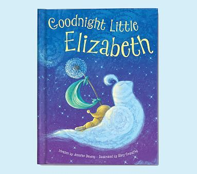 Good Night Little Me Personalized Book #pbkids