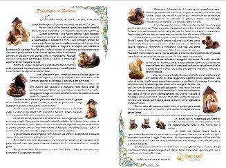 Leggi e Stampa le storie dei personaggi della fattoria e scopri fantastiche idee per la sorpresa dell'uovo di #Pasqua di #cioccolato