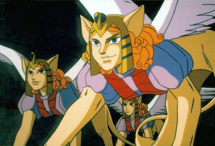 ulysse 31 | Les images originales d'Ulysse 31 - Le Sphinx
