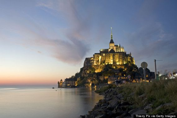 On the northern coast of France, Normandy is like two worlds in one. Vibrant green countryside rolls along until the coast, which meets the rough waters of the English channel