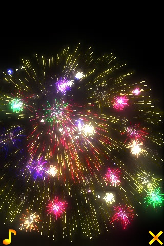 I love fireworks app...my daughter loves to create the fireworks and hear the sound effects. and it is FREE