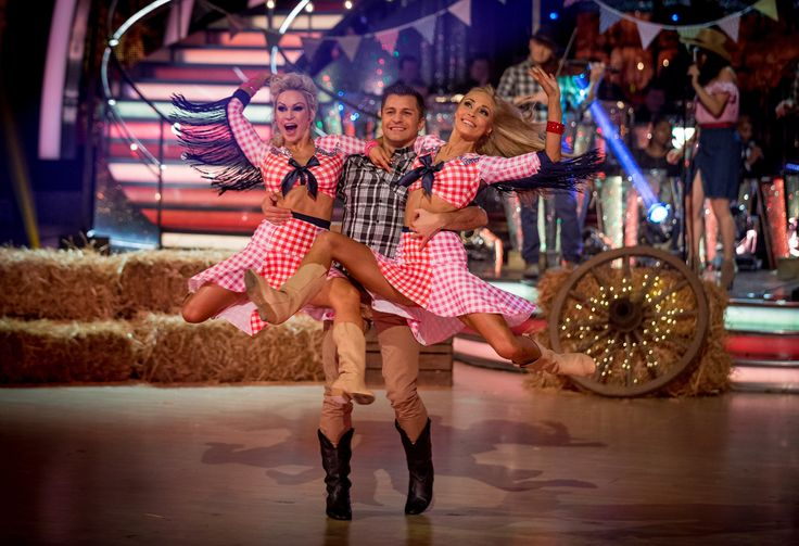 Strictly Come Dancing 2014: Week 5 Results - Pro Dancers