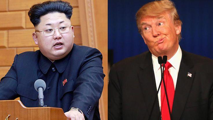 Donald Trump Criticizes China Following North Korea's Test of Long-Range Missile