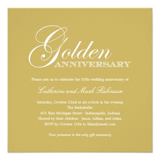 Top 25+ Best Wedding Anniversary Invitations Ideas On Pinterest