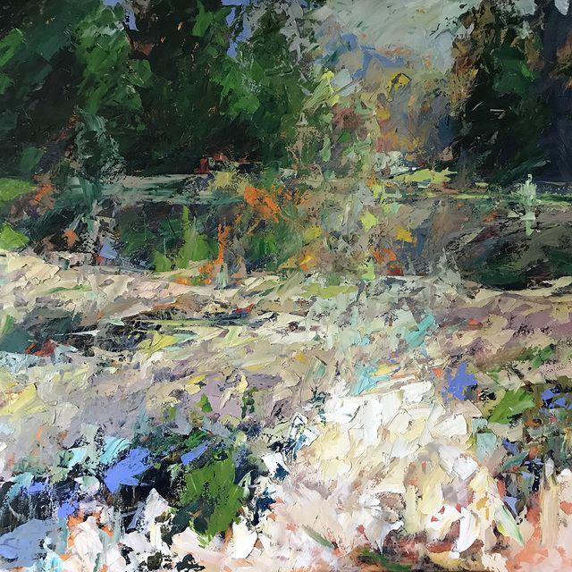 Artwork For Sale Landscape Paintings Palette Knife Oil Painting In 2020 Large Landscape Painting Landscape Paintings Sale Artwork