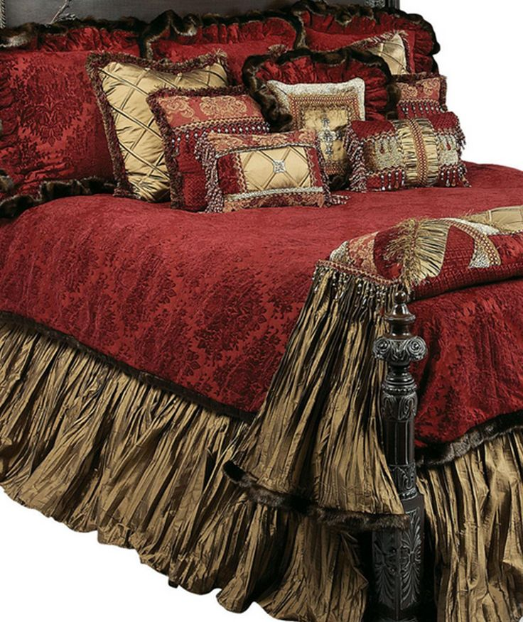 74 best tuscan bedding i images on pinterest tuscan for Old world style beds