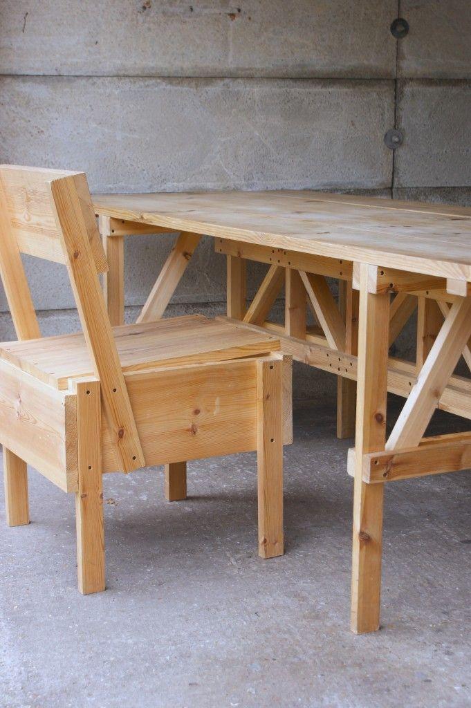 enzo mari autoprogetazzione dining table dining table enzo mari furniture