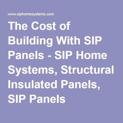 Best 25 insulated panels ideas on pinterest insulation for Murus sip
