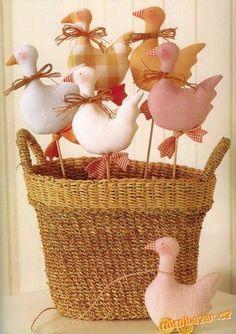 velikonoční střihy