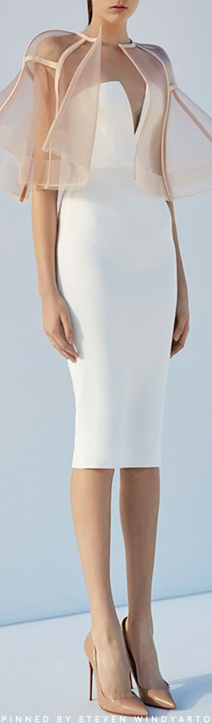 Alex Perry Resort 2018 Lookbook - Denver Lady Dress