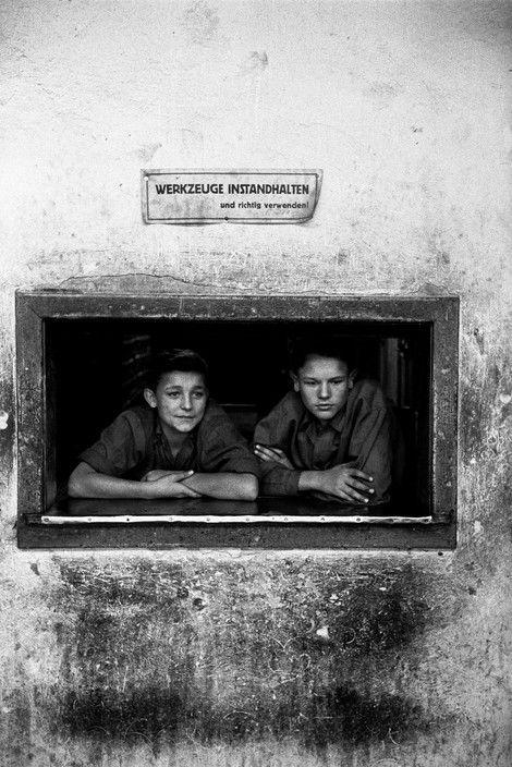 Erich Lessing - Vienna. 1954.