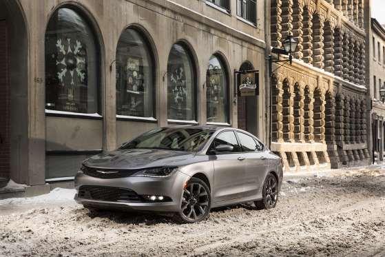 2015 Chrysler 200 - Chrysler www.tuttleclickchrysler.com