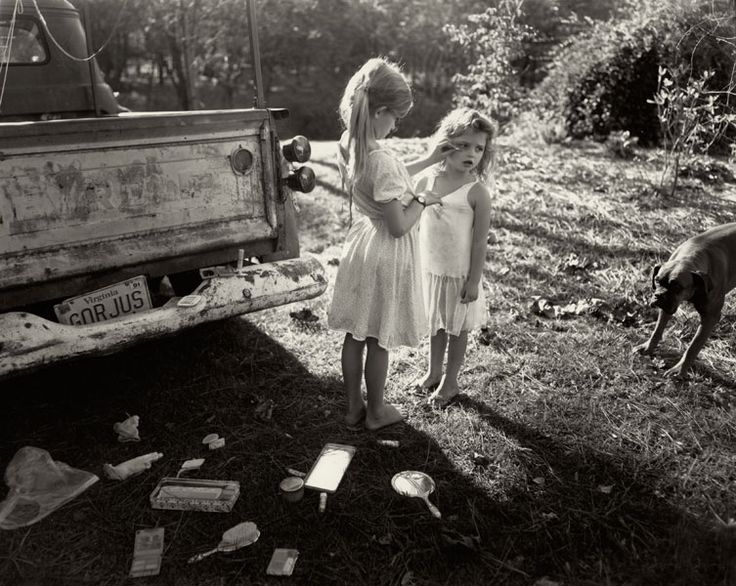 Sally Mann (born in Lexington, Virginia, 1951) is one of America's most renowned photographers. Description from kroutchev.blogspot.com. I searched for this on bing.com/images