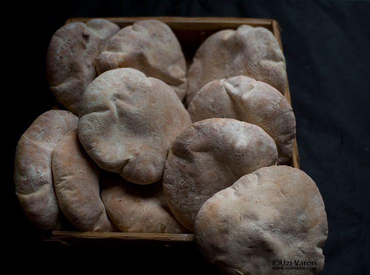 pita bread making 5