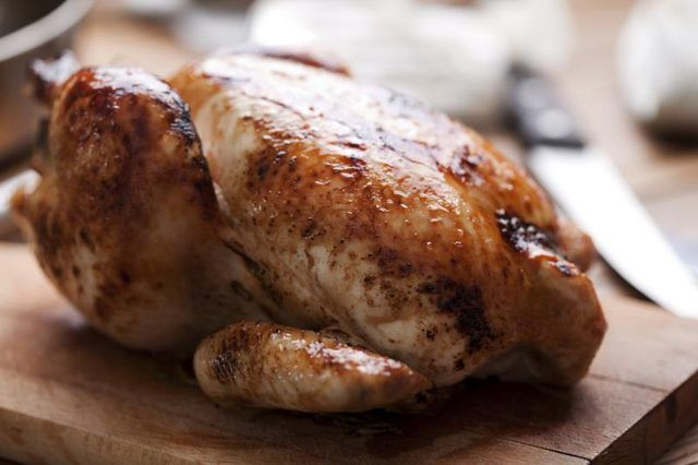 how to cook a turkey in a turkey roaster