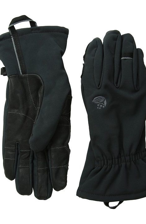 Mountain Hardwear Torsion Insulated Glove (Black) Extreme Cold Weather Gloves - Mountain Hardwear, Torsion Insulated Glove, OM6229-090, Accessories Gloves Extreme Cold Weather, Extreme Cold Weather, Gloves, Accessories, Gift - Outfit Ideas And Street Style 2017