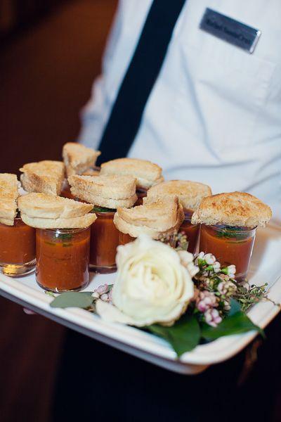 Winter Wedding Food Ideas | Sun Valley Magazine #weddingmenu #weddingapps #foodideas