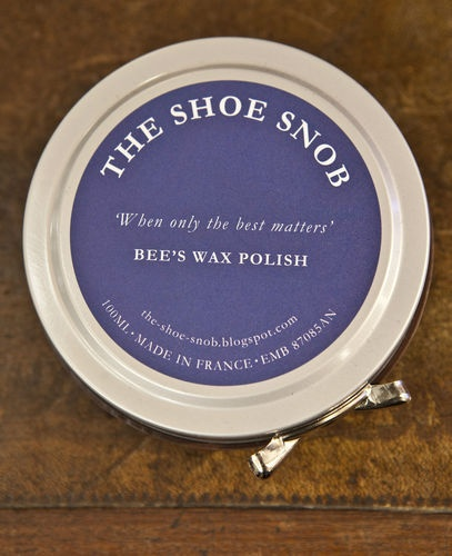 how to make shoe polish from beeswax