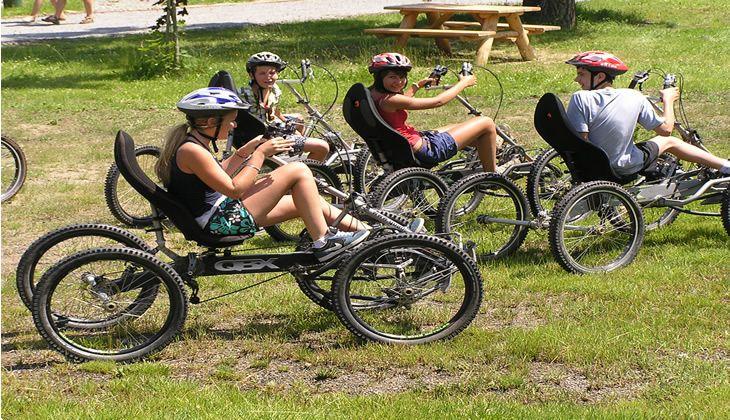 QBX QUADBIKE est une activité de sports et loisirs de plein air