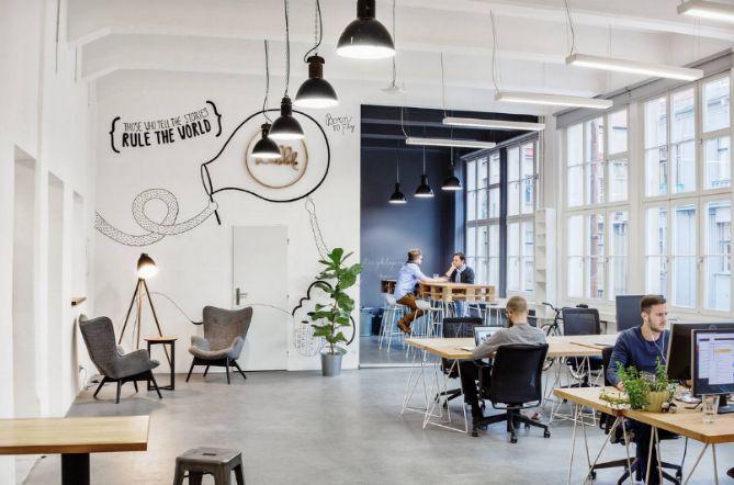 """Oficinas """"cool"""" de agencias hay muchas, pero estas que le proponemos a continuación son especialmente envidiables (y le pondrán los dientes largos)."""