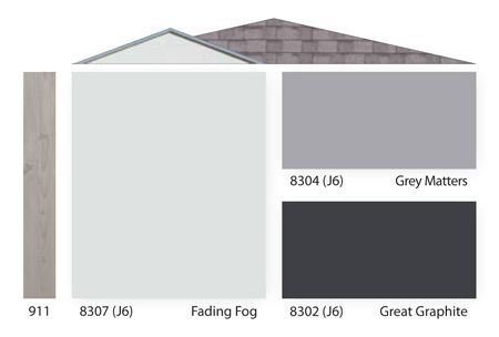 Wiebe Paints - Cloverdale Paint in Steinbach, Manitoba - Paint Colour Combinations