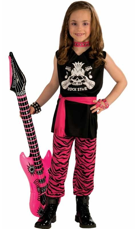 Best 25 80s rocker costume ideas on pinterest rockstar its the 1980s get your rock on transform yourself into a groovy rocker in this girls 80s rock chick costume by forum novelties solutioingenieria Image collections