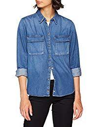 5d72ccfb18d Pepe Jeans Nina Chemise Femme  femme  blouse  élégant  beau  mode ...