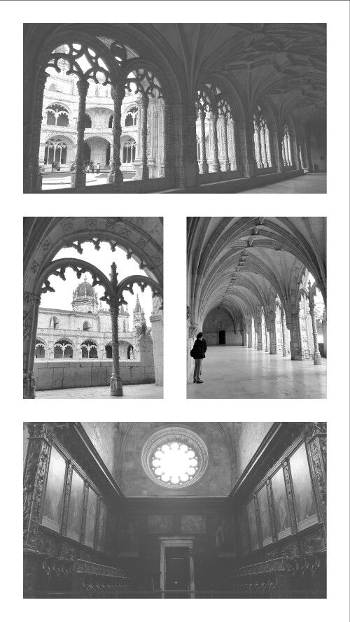 Jerónimos monastry, Lisboa