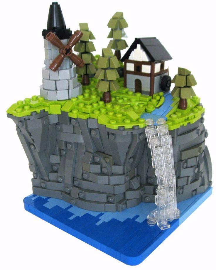 Les 25 meilleures id es concernant lego sur pinterest id es lego construct - Les idees prennent vie du cote de chez vous ...