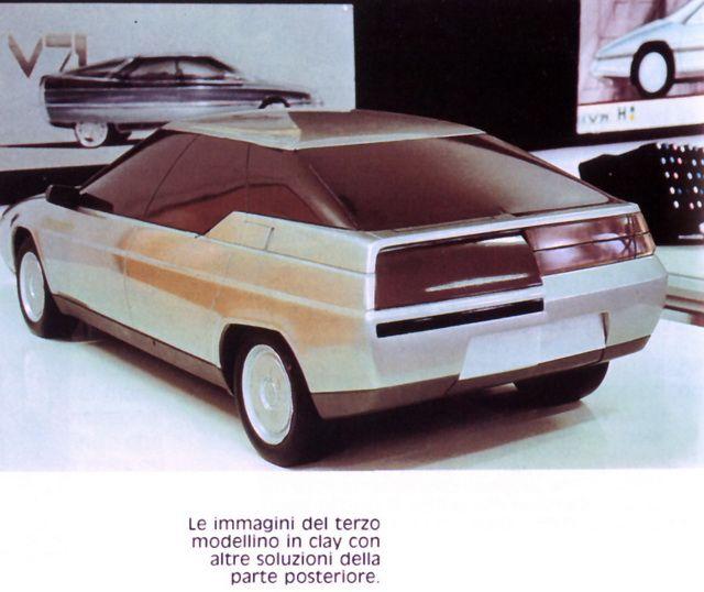 Citroen XM Prototypes