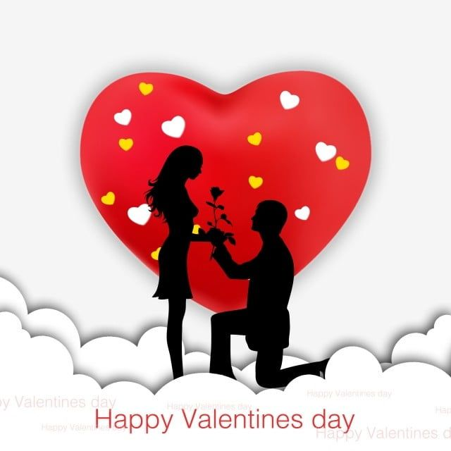 Valentines Day Couple Proposing Transparent Png Valentines Day Lovers Day Couple Png Transparent Clipart Image And Psd File For Free Download Valentines Day Couple Animated Love Images Hug Illustration