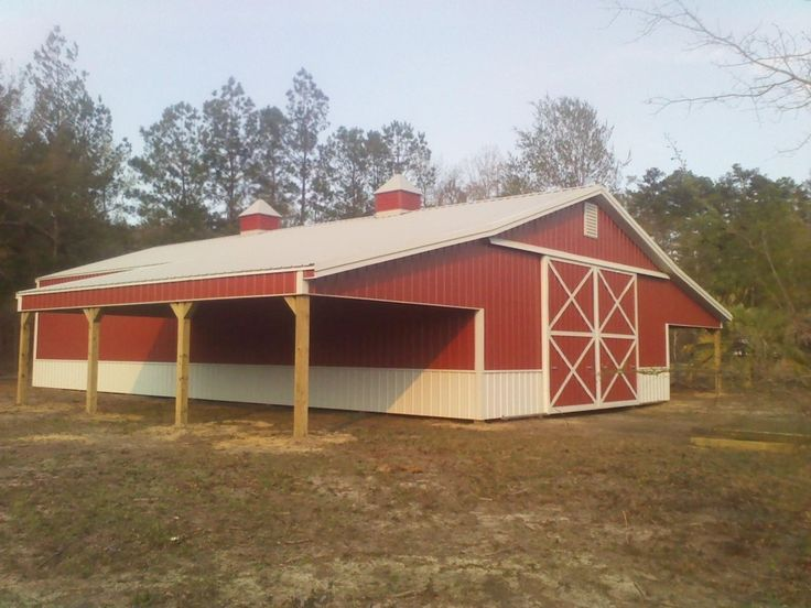 17 best images about national barn company on pinterest for Horse pole barn