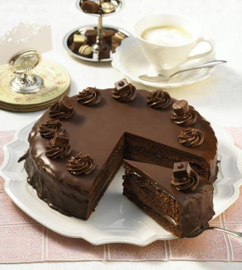 Unser beliebtes Rezept für Wiener Kaffeehaus-Torte und mehr als 55.000 weitere kostenlose Rezepte auf LECKER.de.