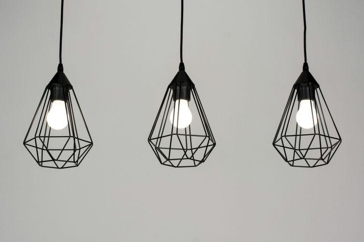 Verlichting Keuken Hanglamp : Keuken Hanglamp op Pinterest – Keuken Verfkleuren, Hanglamp en