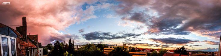Sunset sky above Bielefeld Ostwestfalen NRW Deutschland   Photography about the city of Bielefeld, at the Teutoburger Forest in Ostwestfalen, Germany.   Fotografie | Stadt Bielefeld | Ostwestfalen | Deutschland | Sunset | Sky | Sonnenuntergang | Himmel | Wolken  http://tripfabrik.de/bielefeld http://tripfabrik.de/flug-bielefeld  #bielefeld #deutschland #germany #ostwestfalen #teuto #tripfabrik  #fotos  #sunset #sonnenuntergang #himmel #wolken http://tripfabrik.de