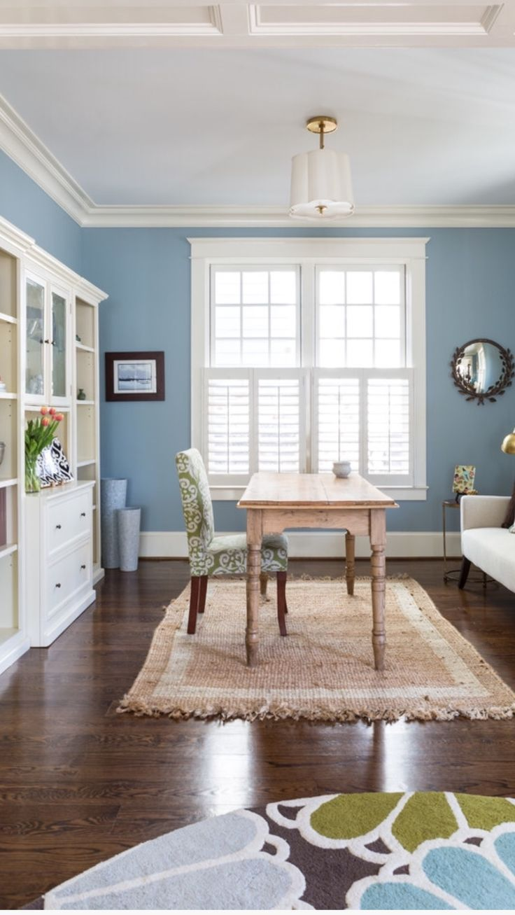 Best 25 Benjamin Moore Blue Ideas On Pinterest Living